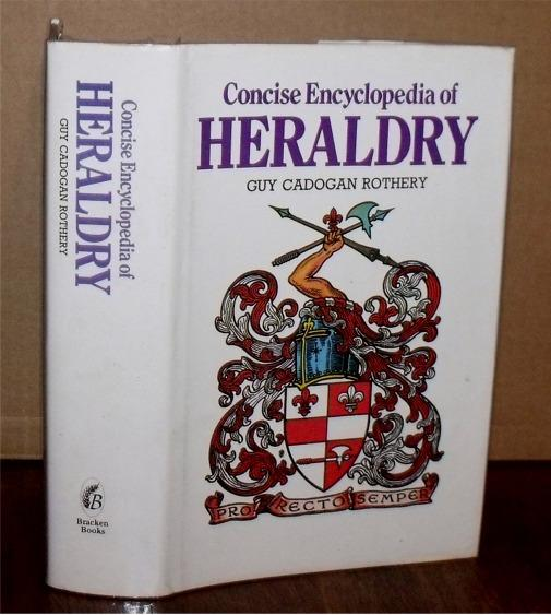 Image for Concise Encyclopedia of Heraldry.