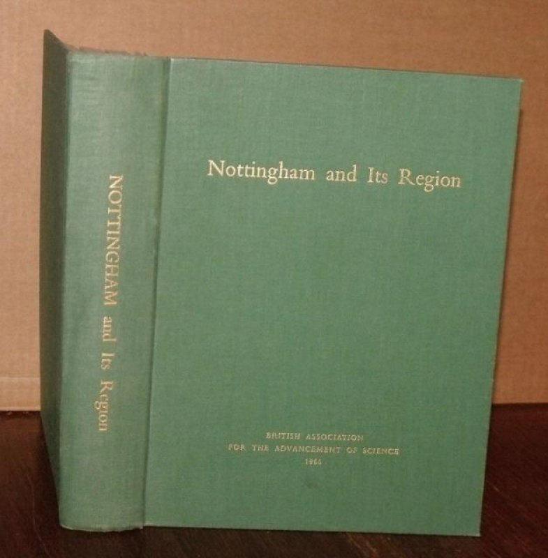 Image for Nottingham and Its Region.