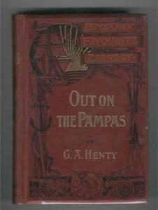 Image for Out on the Pampas. Or: The Young Settlers.