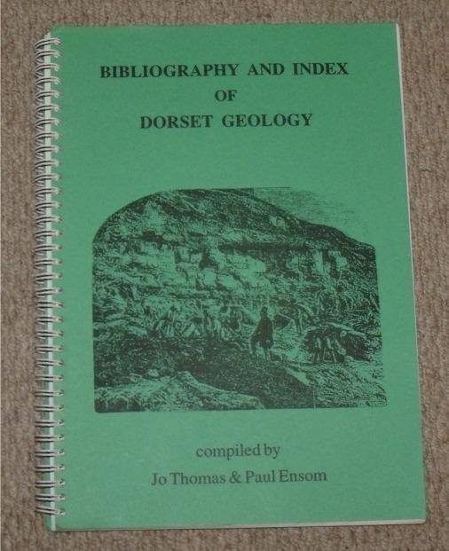 Image for Bibliography and Index of Dorset Geology.