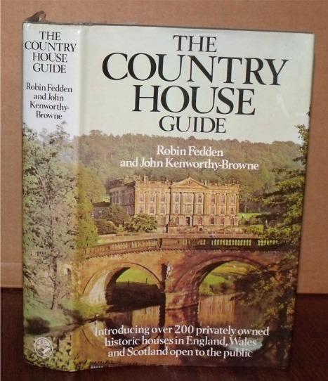 Image for The Country House Guide Historic Houses in Private Ownership in England, Wales and Scotland