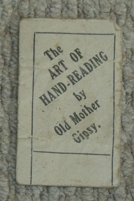 Image for The Art of Hand-Reading.