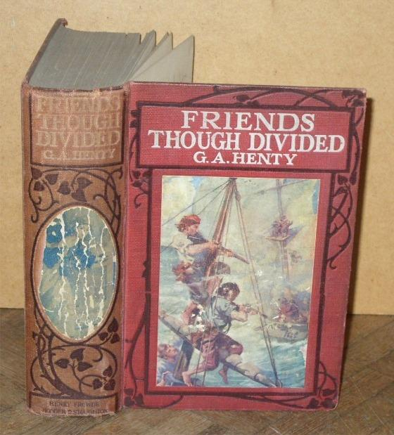 Image for Friends Though Divided.