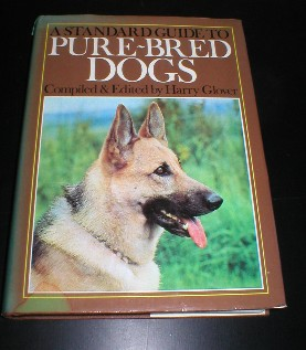 Image for A Standard Guide to Pure-Breed Dogs.
