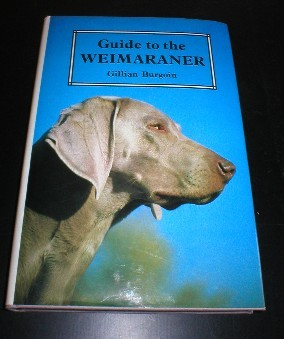 Image for Guide to the WEIMARANER.