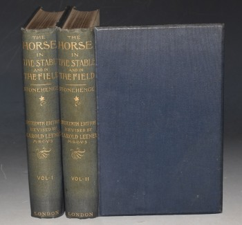 Image for The Horse, in the Stable and the Field: His varieties, management in health and disease, anatomy, physiology etc.; etc.