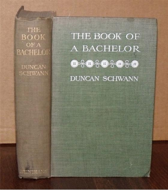 Image for The Book of a Bachelor.