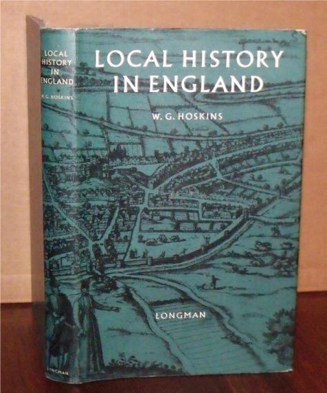 Image for Local History in England.