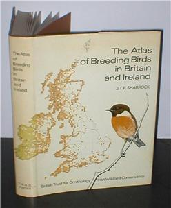 Image for The Atlas of Breeding Birds in Britain and Ireland. British Trust for Ornithology Irish Wildbird Conservancy.