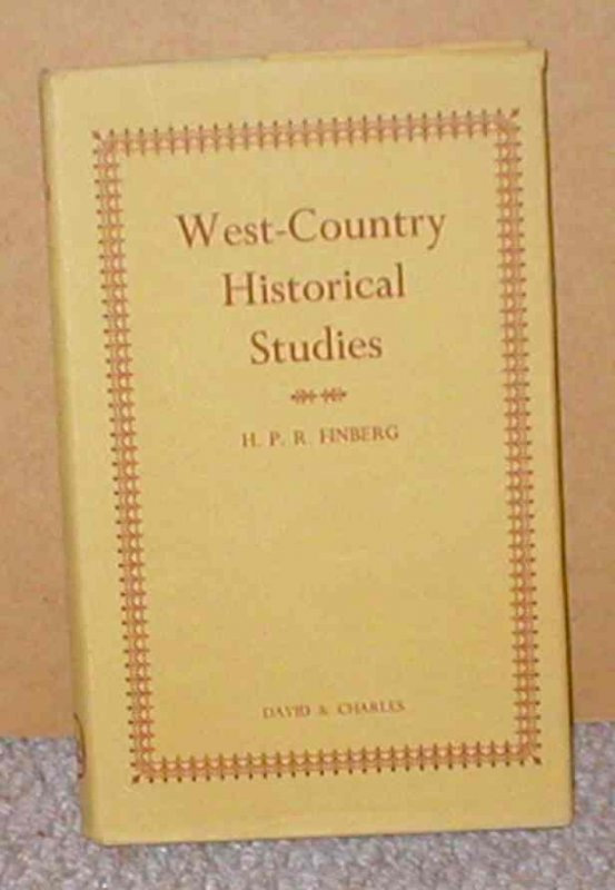 Image for West-Country Historical Studies