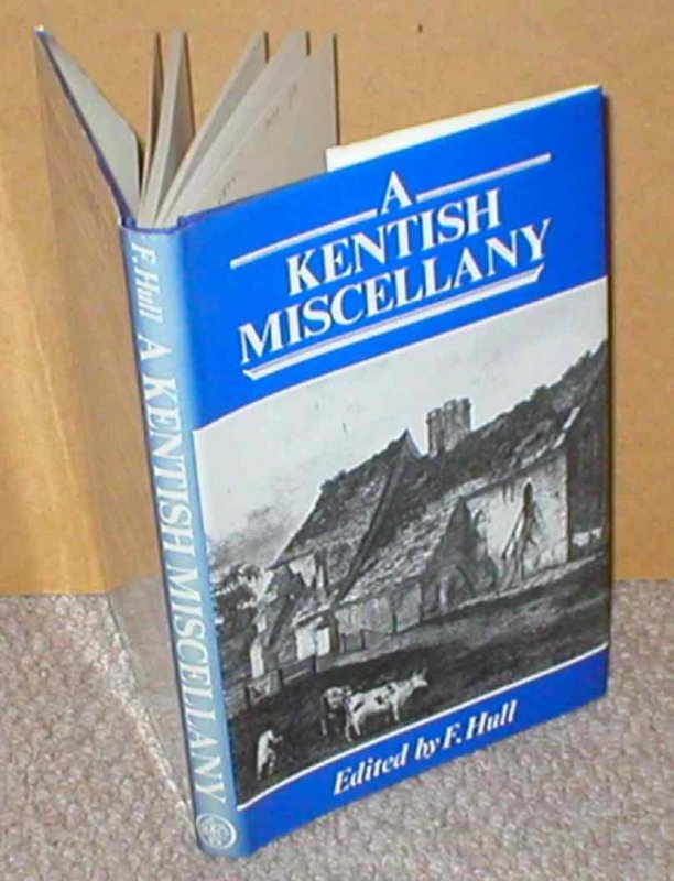 Image for A Kentish Miscellany