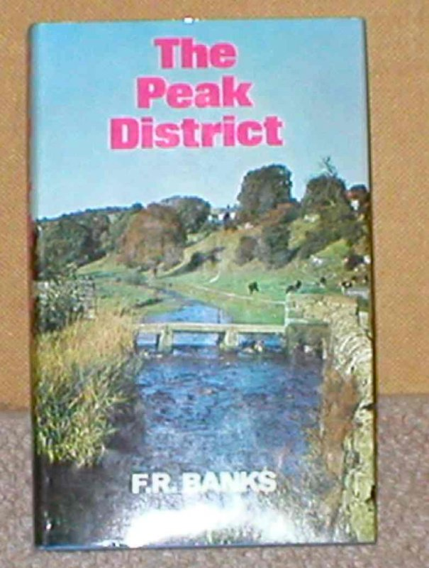 Image for THE PEAK DISTRICT.