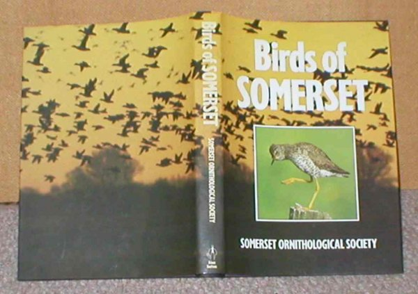 Image for BIRDS OF SOMERSET.