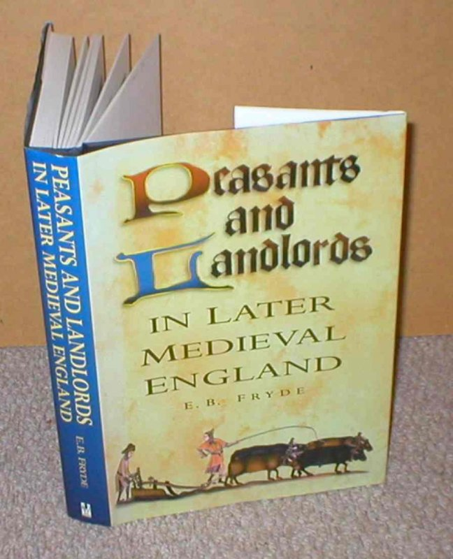 Image for PEASANTS AND LANDLORDS IN LATER MEDIEVAL ENGLAND c 1380 - c1525