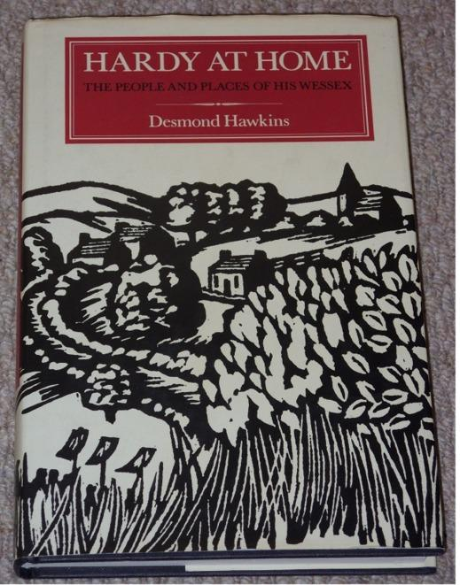 Image for Hardy at Home. The People and Places of his Wessex. A critical selection.