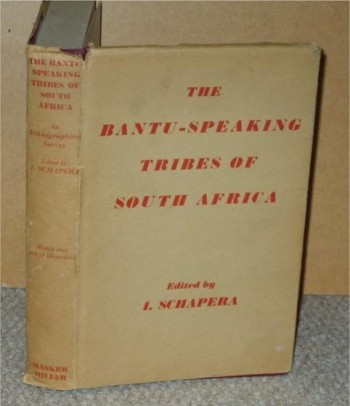 Image for The Bantu-Speaking Tribes of South Africa. An Ethnographical Survey.