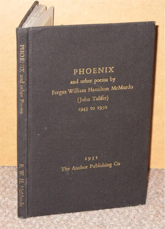 Image for Phoenix and other poems, 1943 to 1950