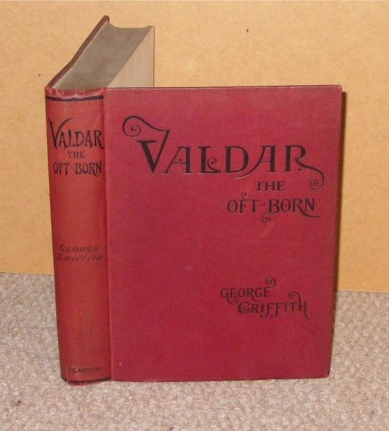 Image for Valdar the Oft-Born: a Saga of Seven Ages.