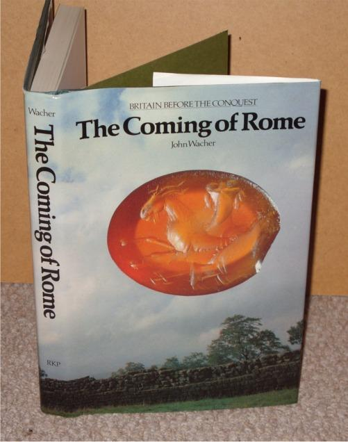 Image for Coming of Rome.