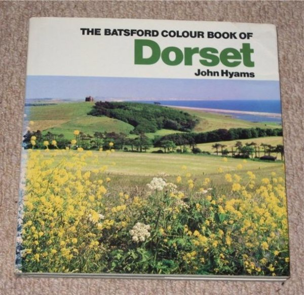 Image for The Batsford Colour book of Dorset.