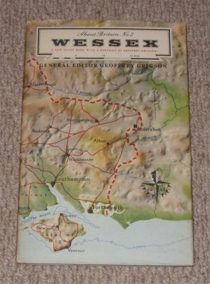 Image for Portrait of Wessex. Tours, & Gazetteer. (About Britain No.2).