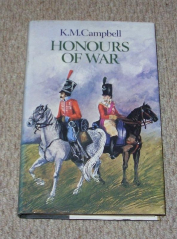 Image for Honours of War.