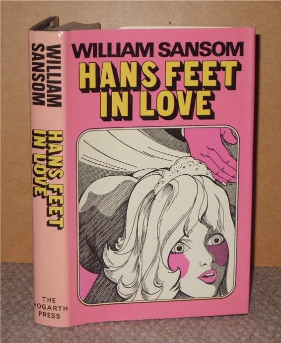 Image for Hans Feet in Love.