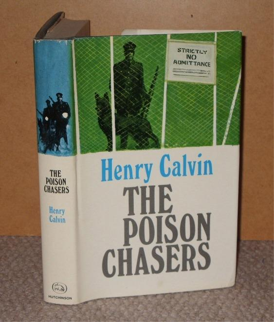 Image for The Poison Chasers.