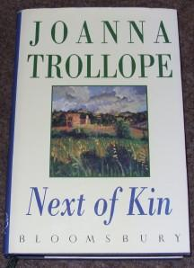 Next Of Kin. Signed first edition.