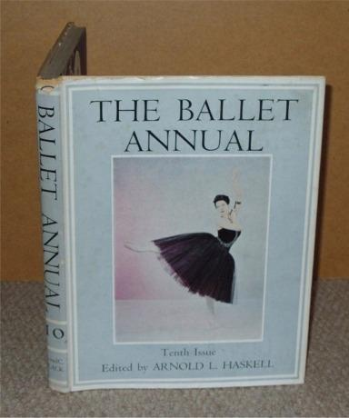 Image for The Ballet Annual 1956. no 10. A Record and Year Book of the Ballet. Tenth Issue.