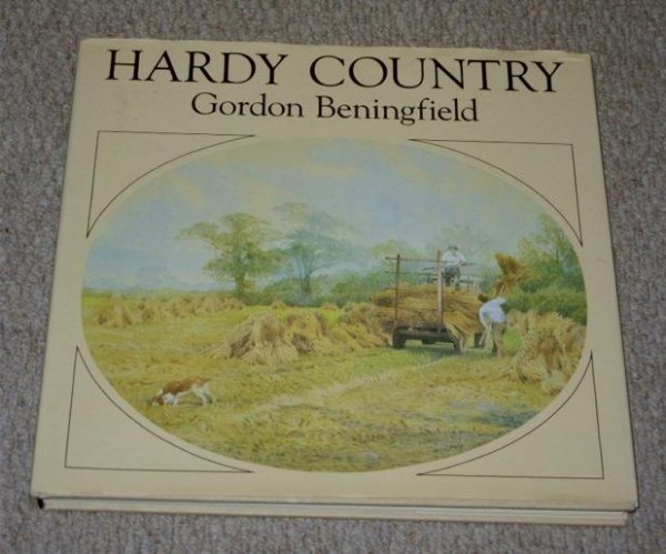 Image for Hardy Country. Text by Anthea Zeman.