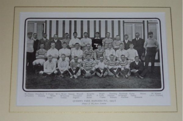 "Image for From: ""Association Football"". Queen's Park Rangers F.C.,1905-6"