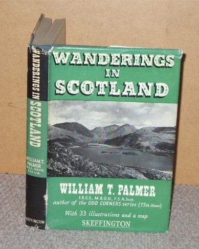 Image for Wanderings in Scotland.