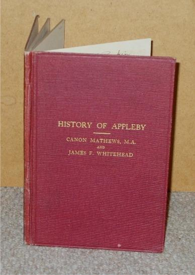 Image for History of Appleby.