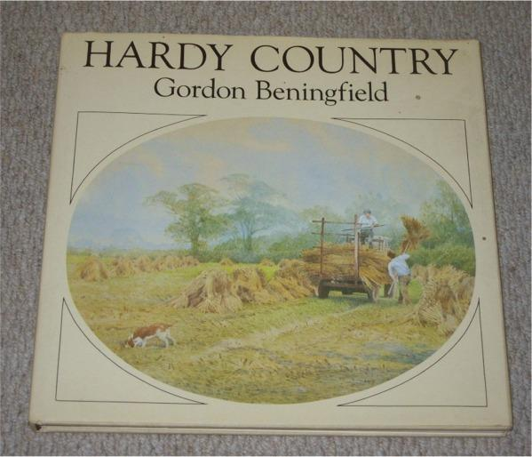 Image for Hardy Country. Text by A. Zeman.