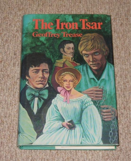Image for The Iron Tsar.