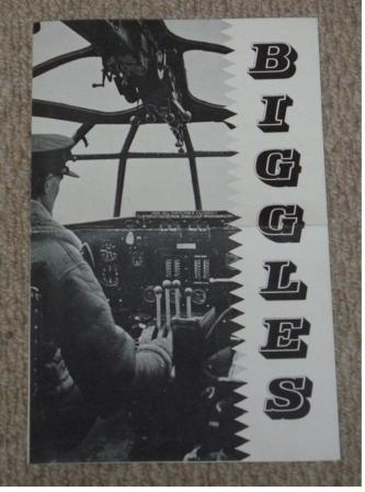 Image for Biggles Publisher's pamphlet of Biggles books with prices.