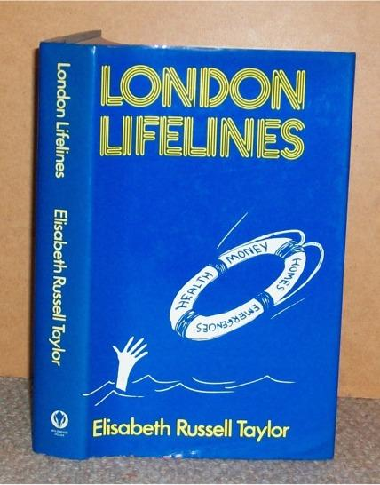 Image for London Lifelines. Signed copy.