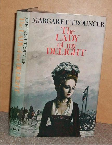 Image for The Lady of My Delight. Signed copy.