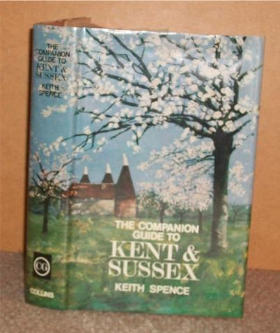 Image for Companion Guide to Kent and Sussex.