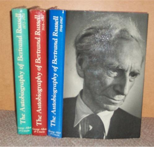 Image for The Autobiography of Bertrand Russell. 1872 - 1967.