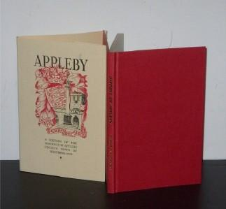 Image for Appleby. A History of the County Town of Westmorland.
