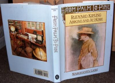 Image for From Palm to Pine. Rudyard Kipling Abroad and At Home.