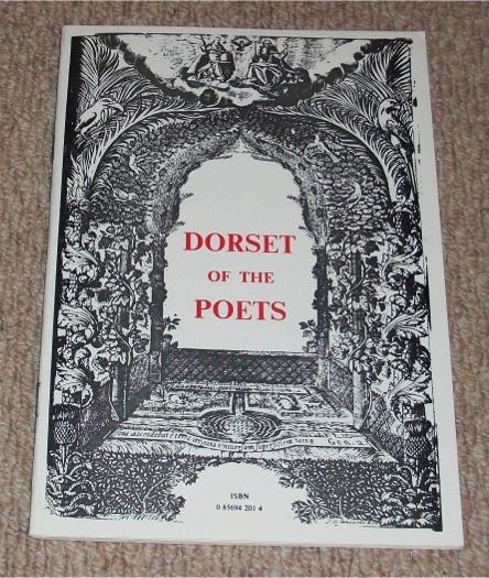 Image for Dorset of the Poets. 1622-1968.