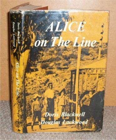 Image for Alice on the Line.