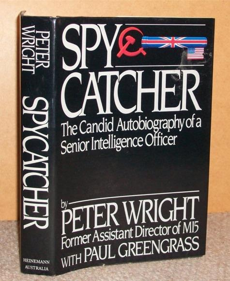 Image for Spycatcher. The Candid Autobiography of a Senior Intelligence Officer.