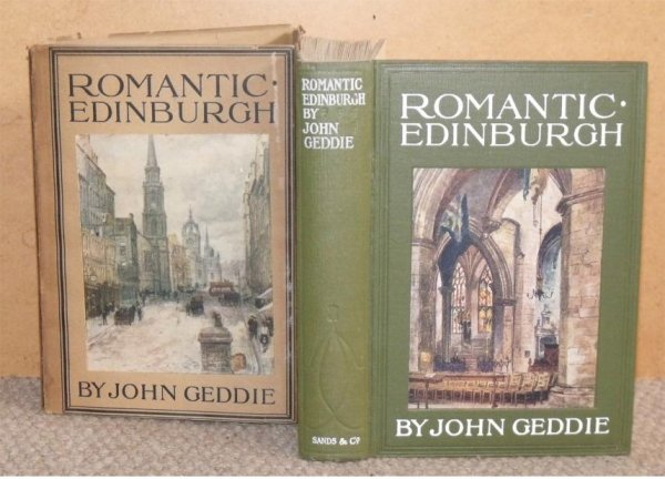 Image for Romantic Edinburgh. Third impression, revised.
