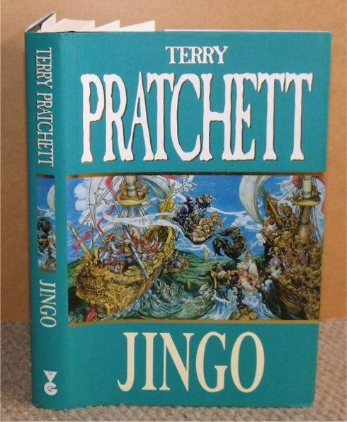 Image for Jingo A Discworld Novel.