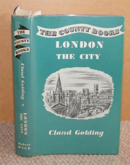 Image for The County Books. London, The City.