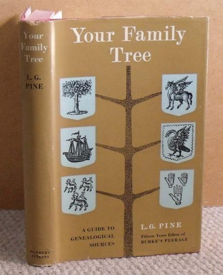 Image for Your Family Tree. A Guide to Genealogical Sources.